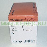 Б.Браун Стерикан Игла 18G (1.2 x 40 мм)