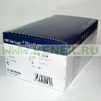 B.Braun Sterican Игла одноразовая инъекционная стерильная 23G (0,6 x 80 мм) [100шт/уп]