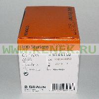 B.Braun Sterican Игла одноразовая инъекционная стерильная 25G (0,50 x 25 мм) [100шт/уп]