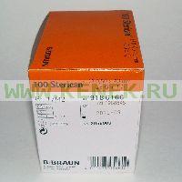 B.Braun Sterican Игла одноразовая инъекционная стерильная 25G (0,50 x 40 мм) [100шт/уп]