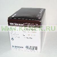B.Braun Sterican Игла одноразовая инъекционная стерильная 26G (0,45 x 25 мм) [100шт/уп]