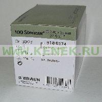 B.Braun Sterican Игла одноразовая инъекционная стерильная 27G (0,40 x 25 мм) [100шт/уп]
