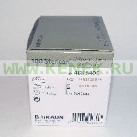 B.Braun Sterican Игла одноразовая инъекционная стерильная 27G (0,40 x 12 мм) [100шт/уп]
