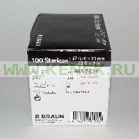 B.Braun Sterican Игла одноразовая инъекционная стерильная 22G (0,7 x 30 мм) [100шт/уп]