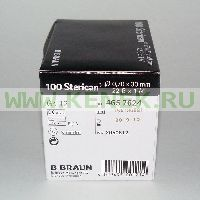 B.Braun Sterican Игла 22G (0,7 x 30 мм)