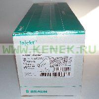 B.Braun Injekt Шприц (2-комп.) 10мл, игла 21G (0,8x40) [100шт/уп]