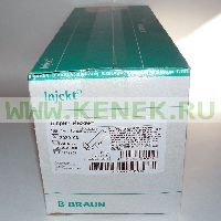 B.Braun Injekt Шприц (2-комп.) 10мл, игла 21G (0,8x40)