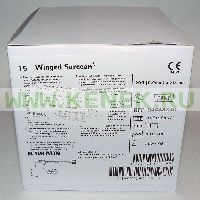 B.Braun Surecan Игла-бабочка 20G (0,9 х 20 мм), без Y-коннектора