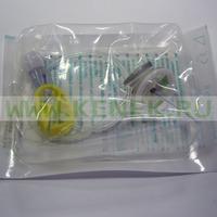 B.Braun Surecan Safety II Игла-бабочка 20G (0,9 х 25 мм), без Y-коннектора