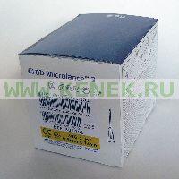 BD Microlance Игла одноразовая инъекционная стерильная 30G (0,3 x 13 мм) [100шт/уп]