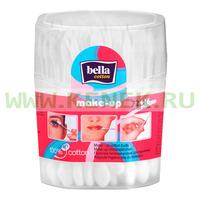 Bella MAKE-UP Ватные палочки для макияжа, пластик.упак. №88