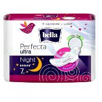 Bella Perfecta Ultra Night Прокладки женские впитывающие супертонкие, №7