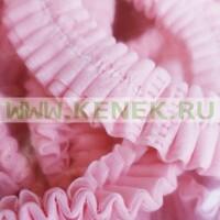 """Гекса Шапочка """"Шарлотта"""", 1-рядная резинка, спанбонд 15-17г/м2, розовая, 125шт/уп"""