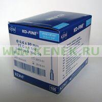 КД-Файн Игла 23G (0,6 х 30 мм)