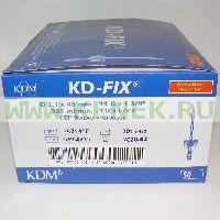 KD-Fix катетер внутривенный 14G (2,1 х 45мм), ПВХ