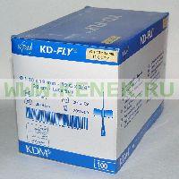 KD-Fly игла-бабочка 19G (1,1 x 19 мм) [100шт/уп]