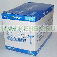 KD-Fly игла-бабочка 23G (0,6 x 19 мм)