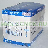 KD-Fly игла-бабочка 24G (0,55 x 19 мм) [100шт/уп]