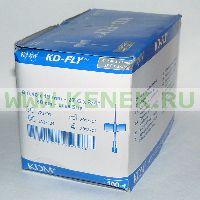 КД-Флай Игла-бабочка 27G (0,4 x 19 мм)