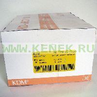 KD-Ject Шприц (3-х комп.) 50мл, без иглы, Luer Lock [30шт/уп]