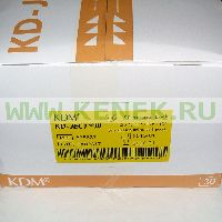 KD-Ject Шприц (3-х комп.) 50мл, игла 18G (1,2х40), Luer Lock [30шт/уп]