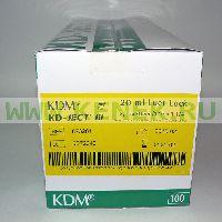 KD-Ject Шприц (3-х комп.) 20мл, Luer Lock [100шт/уп]