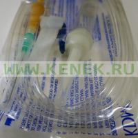 KDM Система инфуз. д/переливания растворов (пластик.шип), игла 21G (0,8х40мм)