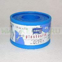 Матопат Пластосилк Пластырь гипоаллергенный фиксирующий, из шелка 5м. х 2,5см., катушка и/у