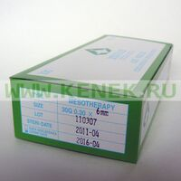 Мезорам Игла для микроинъекций 30G (0,30 х 6 мм)
