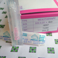 Мезорам Игла для микроинъекций 32G (0,23 х 4 мм)