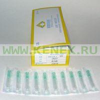 MESORAM Игла для микроинъекций 33G (0,20 х 4 мм)