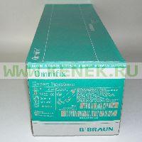 B.Braun Omnifix Шприц (3-комп.) 5мл, игла 22G (0,7x30) [100шт/уп]