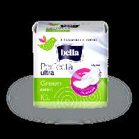 Bella Perfecta ultra Green Прокладки женские впитывающие супертонкие, №20