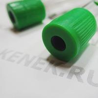 PUTH Пробирка вакуумная, 9мл, гепарин Na, пластик, 16х100 [100шт/уп]
