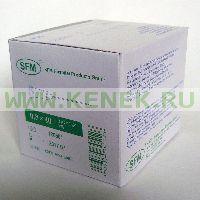 SFM Игла одноразовая инъекционная стерильная 21G (0,8 х 40 мм) [100шт/уп]