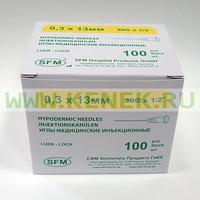 СФМ Игла 30G (0,3 х 13 мм)