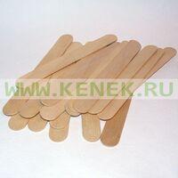rus Шпатель деревянный НЕстерильный, 5000шт, 153 х 17 х 1.7мм, Россия