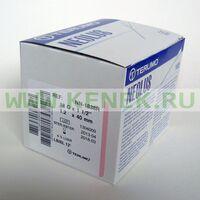 Terumo Neolus Игла одноразовая инъекционная стерильная 18G (1,2 х 40 мм) тонкая стенка