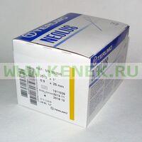 Terumo Neolus Игла одноразовая инъекционная стерильная 20G (0,9 х 25 мм) тонкая стенка