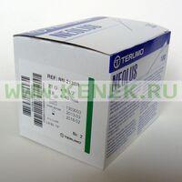 Terumo Neolus Игла одноразовая инъекционная стерильная 21G (0,8 х 40 мм) тонкая стенка