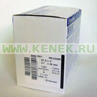 Terumo Neolus Игла одноразовая инъекционная стерильная 22G (0,7 х 50 мм)