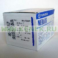 Terumo Neolus Игла одноразовая инъекционная стерильная 23G (0,6 х 25 мм) тонкая стенка