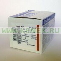 Terumo Neolus Игла одноразовая инъекционная стерильная 26G (0,45 х 12 мм)