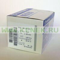 Terumo Neolus Игла одноразовая инъекционная стерильная 27G (0,4 х 20 мм)