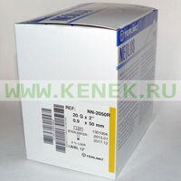 Terumo Neolus Игла одноразовая инъекционная стерильная 20G (0,9 х 50 мм)