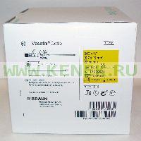 B.Braun Vasofix Certo катетер 24G (0,7 х 19 мм) порт PUR [50шт/уп]