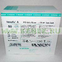 B.Braun Venofix A Игла-бабочка 27G (0,4 х 10 мм)